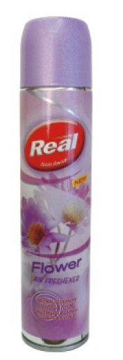 Real osvěžovač květiny 300 ml *HOBY 0Kg Z407001