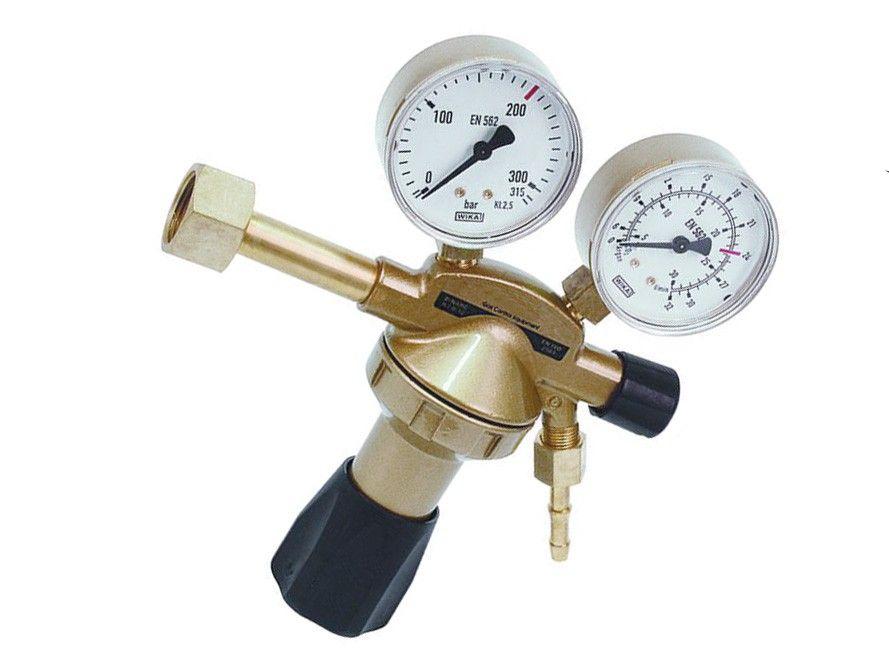 Redukční ventil na kyslík LAND & WELDER