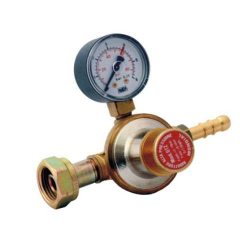 Redukční ventil P2 PB s manometrem