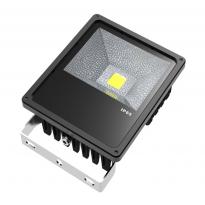 Reflektor G21 LED Bridgelux, zdroj Meanwell, 70W denní bílá - černý