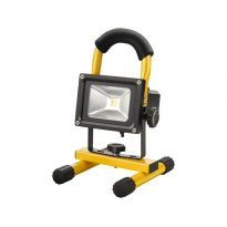Reflektor LED 10W, nabíjecí, s podstavcem EXTOL LIGHT