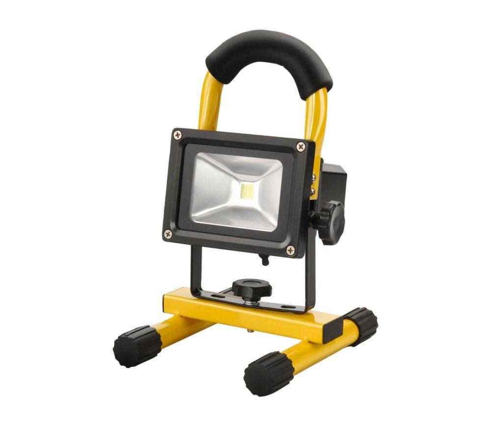 Reflektor LED 10W, nabíjecí, s podstavcem EXTOL LIGHT Nářadí-Sklad 1 | 1.278