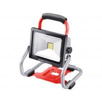 Reflektor LED aku SHARE20V, 1800lm, 20V Li-ion, bez baterie a nabíječky EXTOL PREMIUM