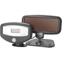 Reflektor LED s pohybovým čidlem, 100lm, solární nabíjení EXTOL LIGHT