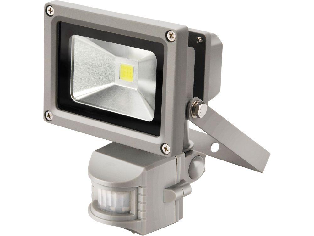 Reflektor LED s pohybovým čidlem 10W EXTOL LIGHT