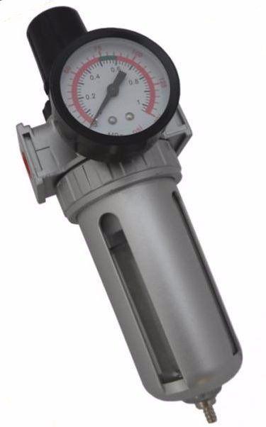 """Regulátor tlaku s filtrem a manometrem 3/8"""" GEKO"""