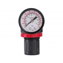 """Regulátor tlaku s manometrem, max. prac. tlak 8bar (0,8MPa), 1/4"""", EXTOL PREMIUM"""