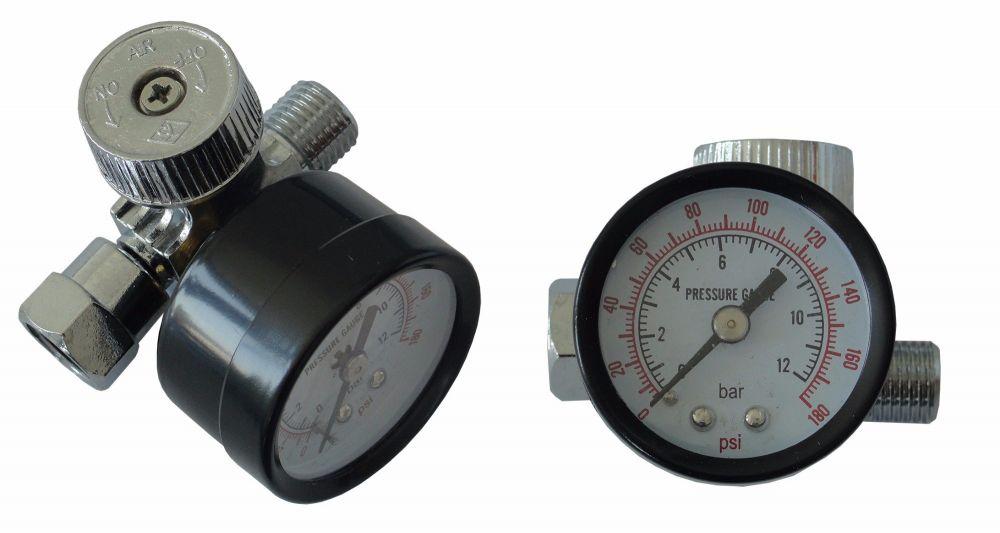 """Regulátor tlaku vzduchu celokovový MAR-POL 1/4"""""""