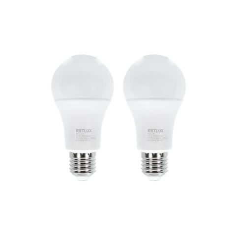 Žárovka REL 21 LED A60 2x12W E27 WW RETLUX