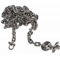 Řetěz 2,5m k zavěšení houpačky KAXL