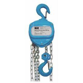 Řetězový kladkostroj 1000 kg, GÜDE (55103)