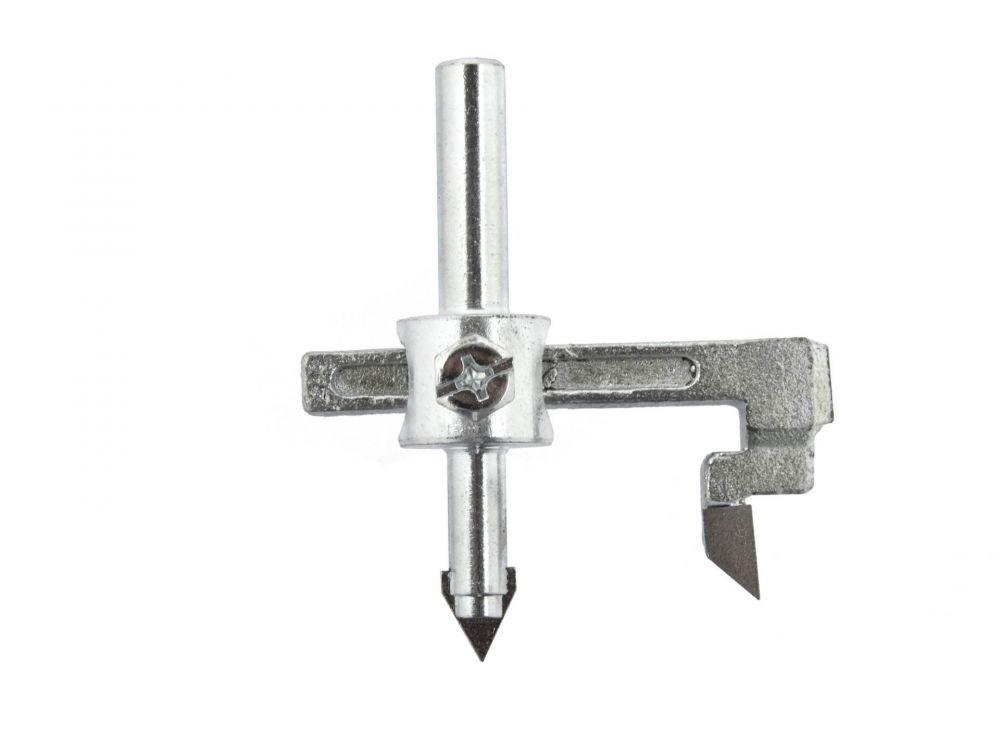 Řezač otvorů do kachliček, ø 20-90mm, uchycení do vrtačky GEKO