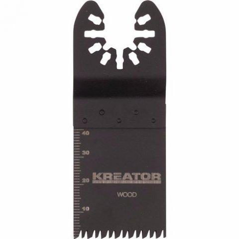 Řezný nůž na dřevo KREATOR KRT990010