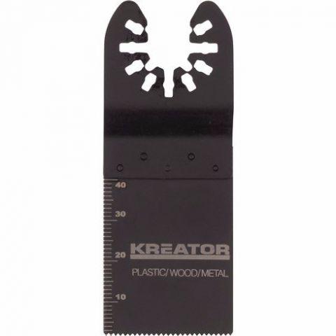 Řezný nůž na dřevo, plast a kov KREATOR KRT990011