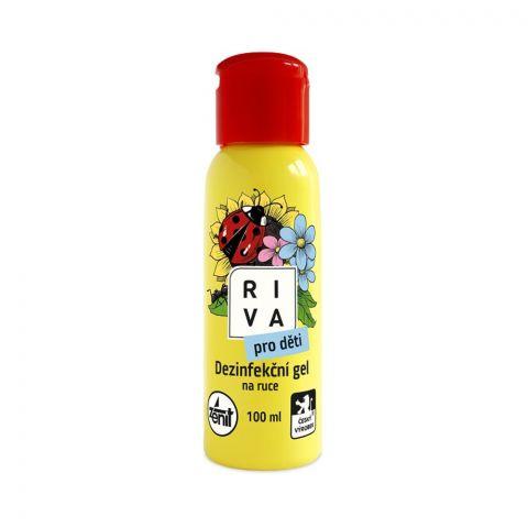 Riva dezinfekční gel na ruce pro děti 100ml