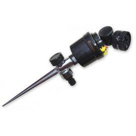 Rotační zavlažovač s hrotem, nastavitelný ECO-KT223G