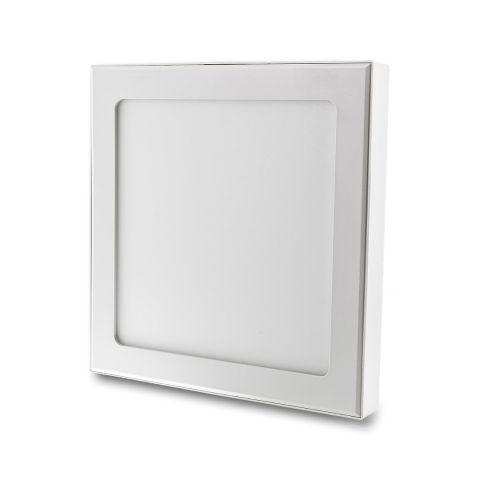 RSM 114 LED panel hranatý 2v1 18W IP20 RETLUX