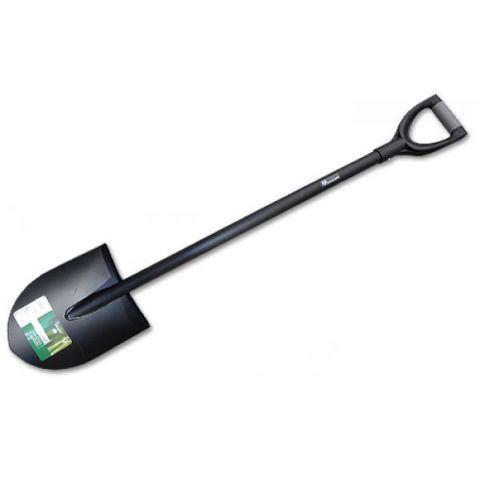 Rýč špičatý s kovovou násadou KT-W2213