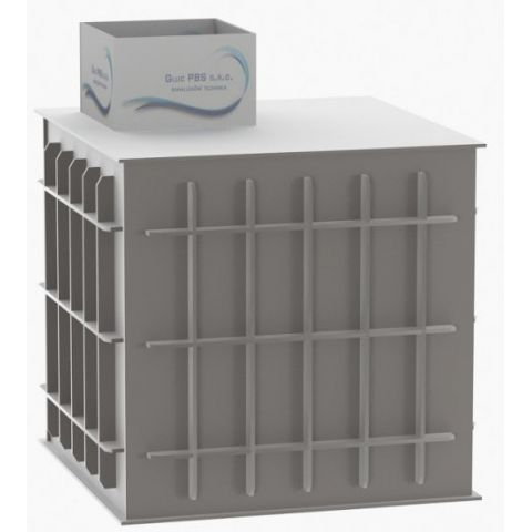 Šachta pro filtrační zařízení FŠH-0 KAXL