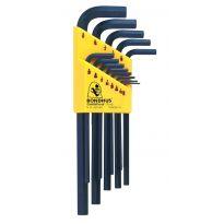 Sada L-klíčů/inch HLX 13 BONDHUS
