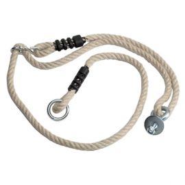Sada lan k houpačce z pneumatiky - zavěšená svisle - PH 2,5m KAXL