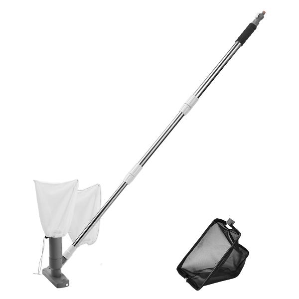 Sada na čištění bazénů a rybníků, bazénový vysavač WHITE LINE Nářadí-Sklad 1 | 0