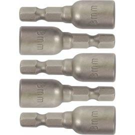 Sada nástrčných hlavic 8x42 1/4 (5 ks) GADGET