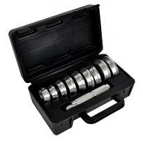 Sada pro montáž těsnících kroužků, simerinků 10 ks, 40-81mm BASS