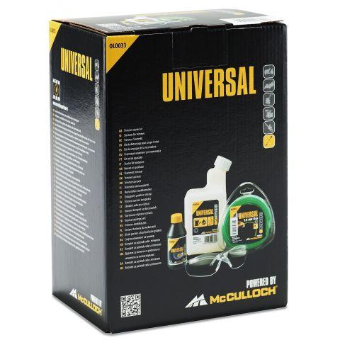 Sada pro zprovoznění vyžínače OLO033 UNIVERSAL