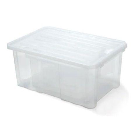 Sada úložných boxů s víky 10ks CARGOBOX SET