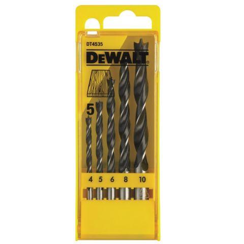 Sada vrtáků do dřeva 5ks DT4535 DeWALT
