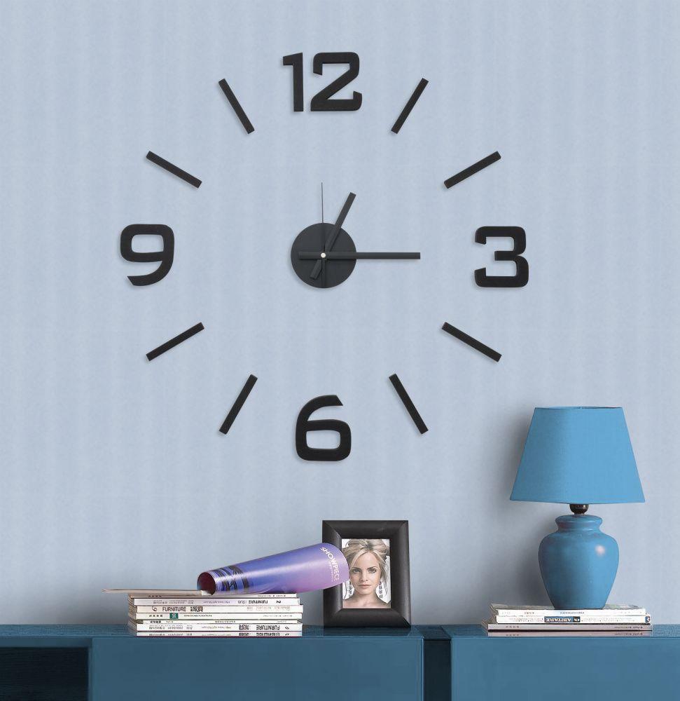 Samolepící hodiny G21 Classic Style Nářadí-Sklad 1 | 1