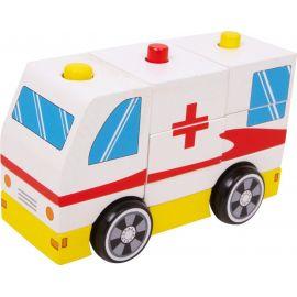 Sanitka Červený kříž LEGLER
