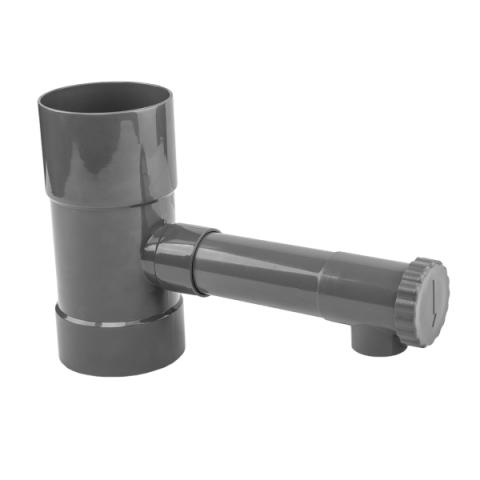 Sběrač dešťové vody s ventilem 80mm IBCLZ1-080