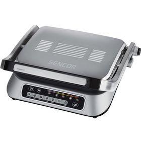 SBG 6031SS kontaktní gril SENCOR *HOBY 5.65Kg 41010151