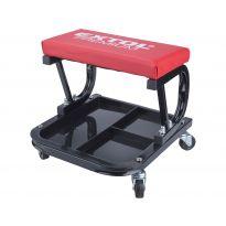 Sedák montážní pojízdný, nosnost do 120kg EXTOL PREMIUM