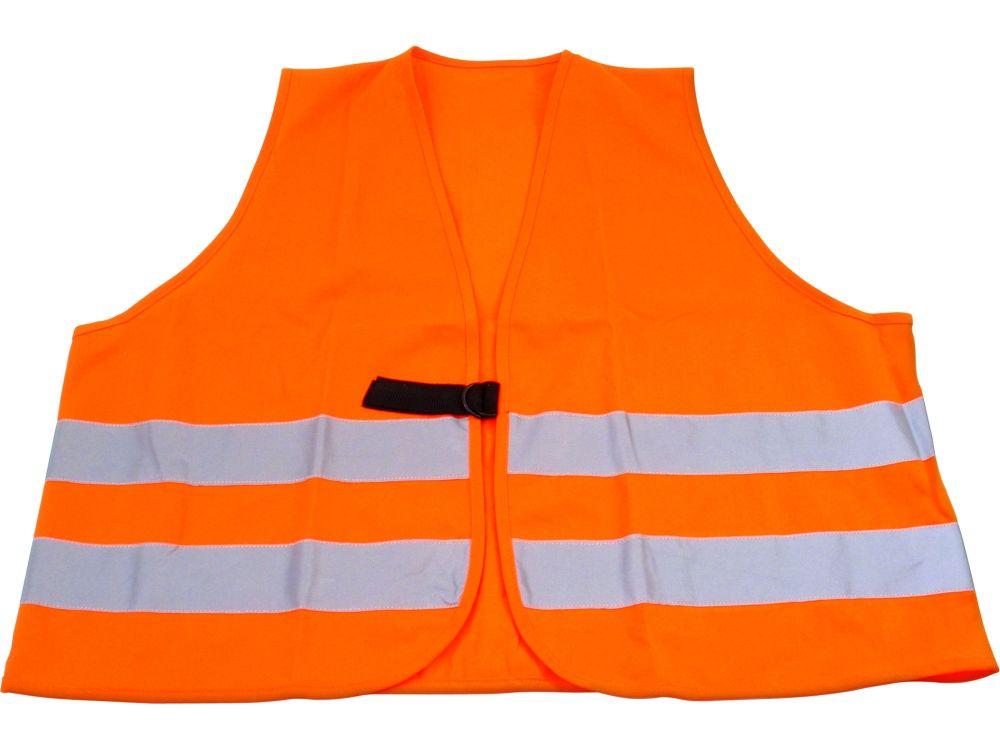 Signální vesta s reflexními pásky, PES, univerzální velikost *HOBY 0.13Kg 9727
