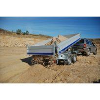 Sklápěcí přívěsný vozík 3000kg KP3032 BLYSS
