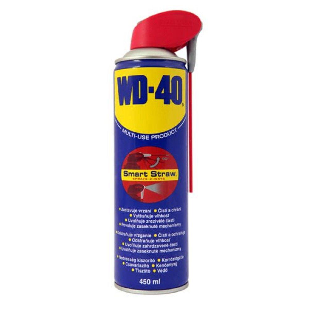 Smart Straw WD-40 450ml Nářadí-Sklad 1 | 0.5