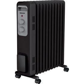 SOH 3311BK olejový radiátor SENCOR *HOBY 13.4Kg 41008517