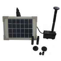 Solární fontánové čerpadlo, BASS