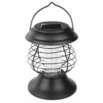 Solární lapač hmyzu LED/UV s držákem