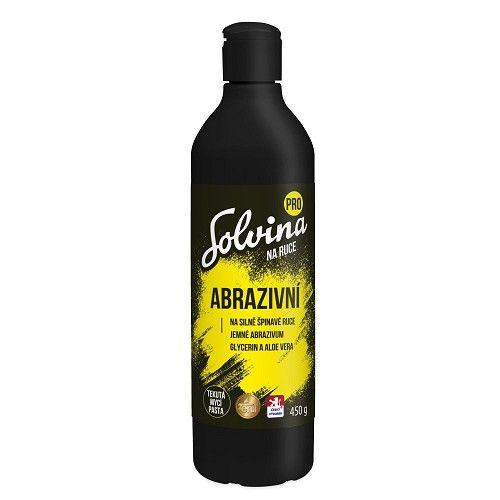 Solvina profi 450 g - abrazivní tekutá *HOBY 0Kg Z304920