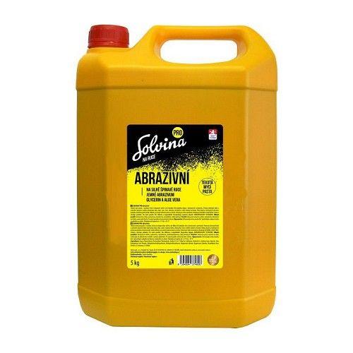 Solvina profi 5 kg - abrazivní tekutá p Nářadí-Sklad 1 | 5.3