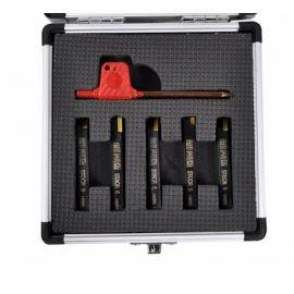 Soustružnické nože s vyměnitelnými plátky, 5ks, 6mm BASS