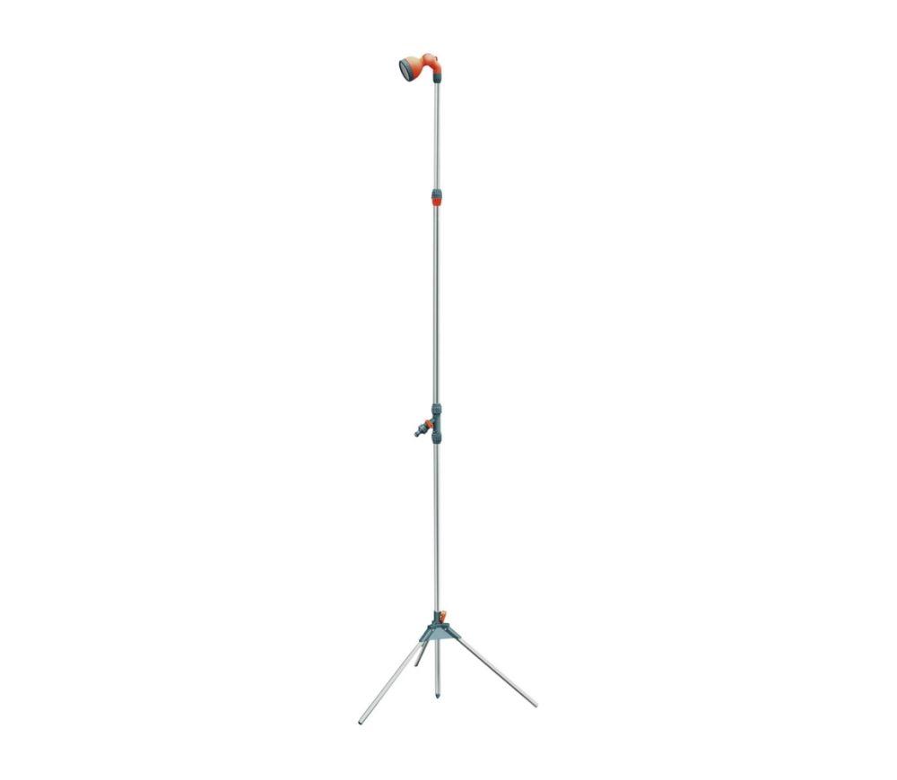 Sprcha zahradní teleskop. se stojanem, 160-220cm, ABS, hliník EXTOL Nářadí-Sklad 1 | 1.033