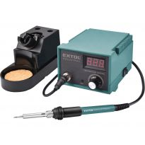 Stanice pájecí 70W s LCD a elektronickou regulací teploty a kalibrací EXTOL INDUSTRIAL