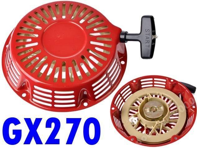Startér k motoru GX240, GX270 MAR-POL
