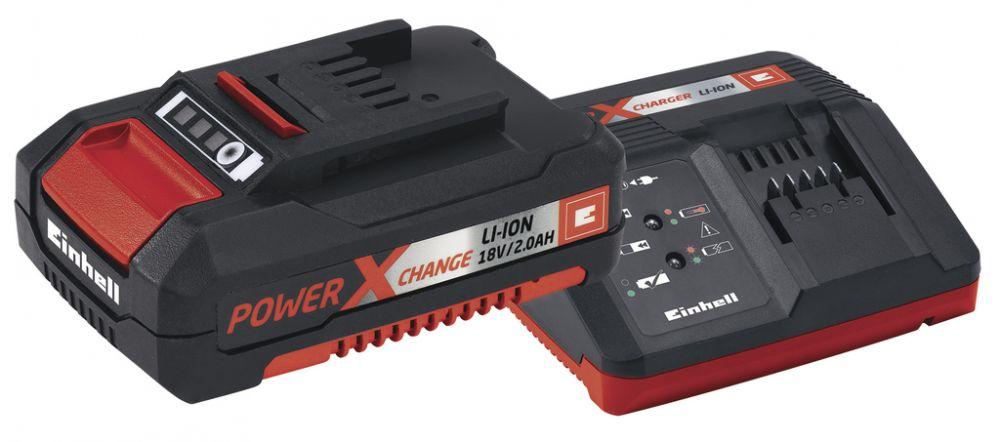 Starter-Kit Power-X-Change 18V, 2,0Ah Einhell Accessory Nářadí-Sklad 1 | 0.97