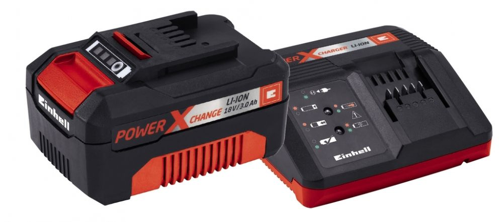 Starter-Kit Power-X-change 18 v 3,0 Ah Einhell Accessory Nářadí-Sklad 1 | 1.21